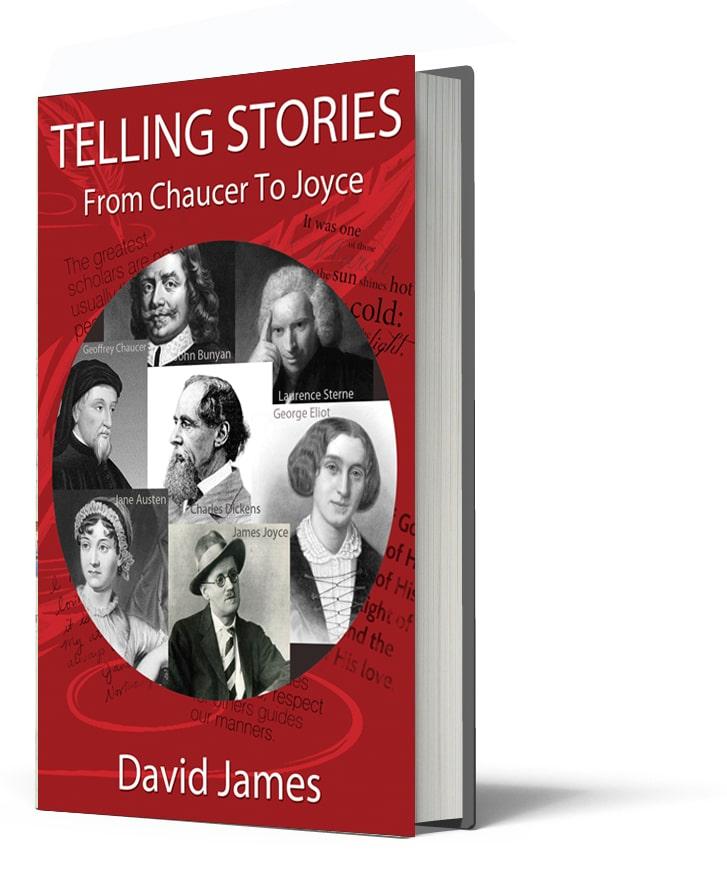 Telling Stories - David James