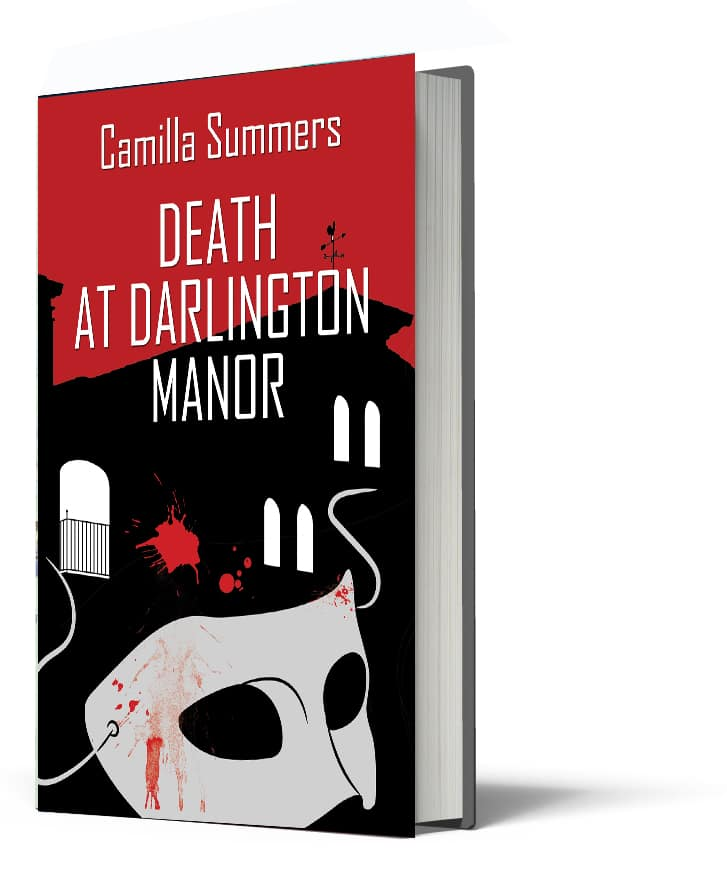 Death at Darlington Manor_C Summers